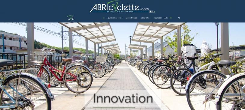 Développement du site abricyclette.com