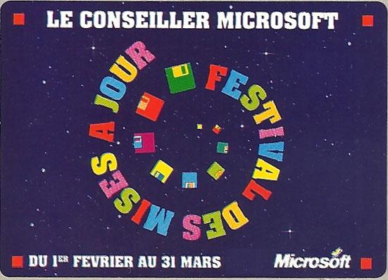 Le Conseiller Microsoft